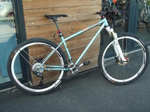 GENESIS HIGH LATITUDE 29' by VINCE - VINCE - biking66.com